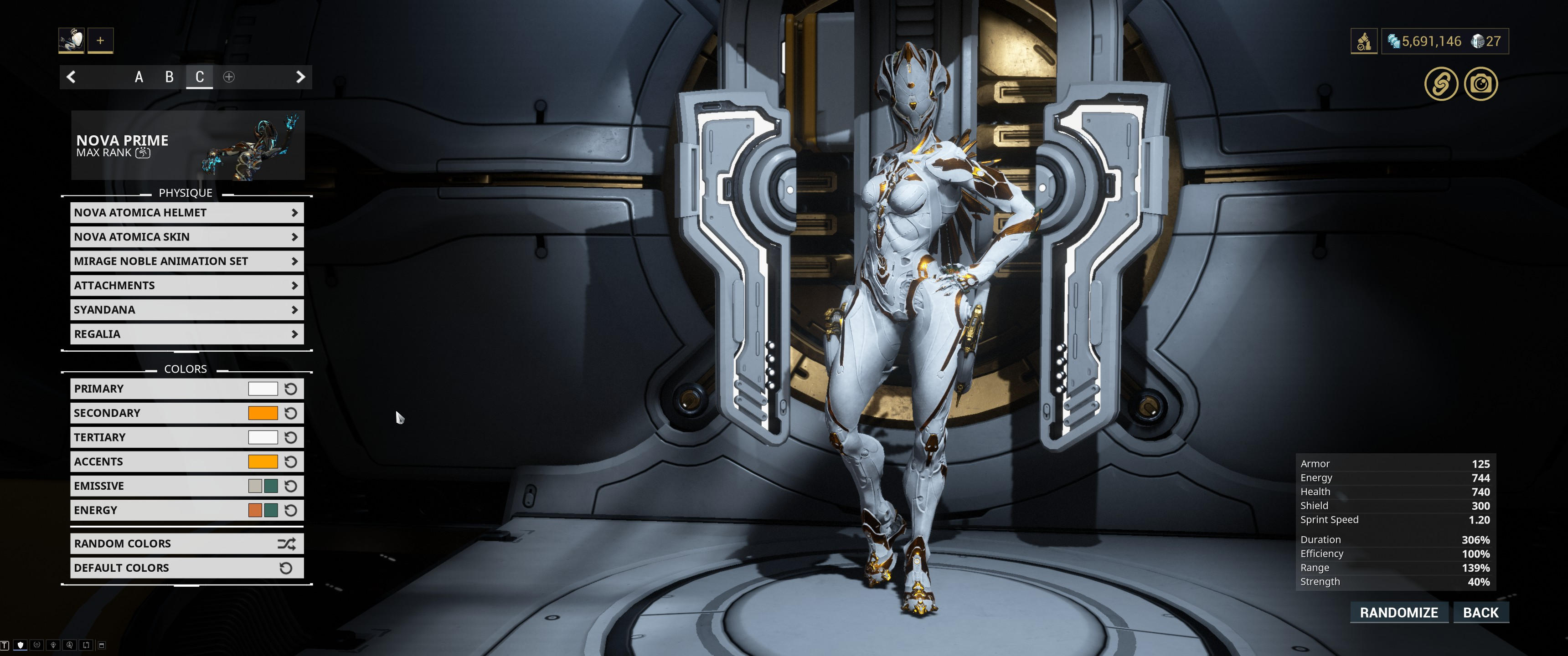 Nova Atomica Skin Colors Art Animation Warframe Forums A symbol of unity between unrelenting aggression and unwavering. nova atomica skin colors art