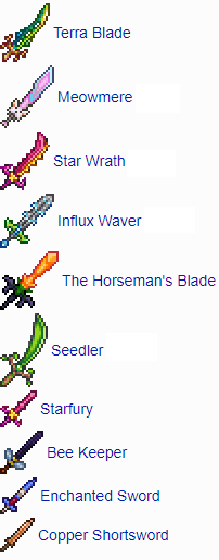 Steams Gemenskap Guide How To Get The Zenith Strongest Sword In The Game Loot from 1 hour of king slime 🔴 terraria. learn with portals
