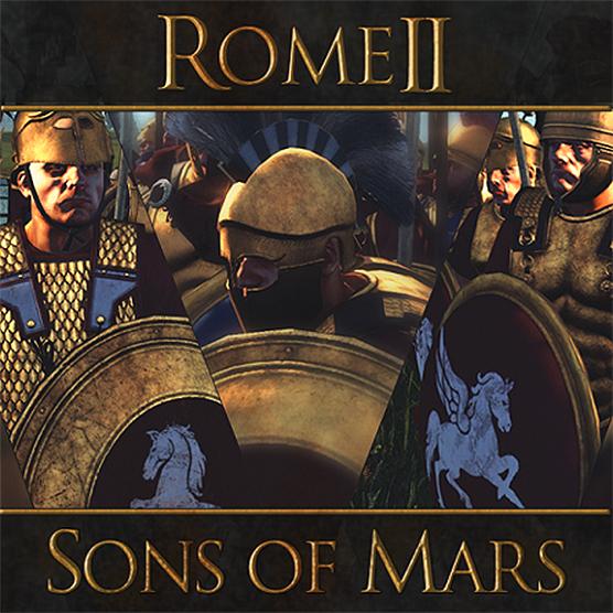 Rome II HD: Sons of Mars