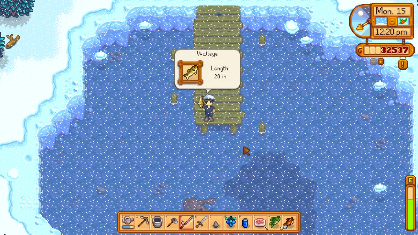 Steam Community :: Guide :: Stardew Valley Fishing Mod