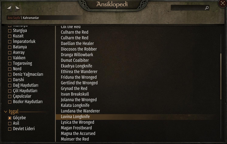 Bannerlord en iyi yoldaşlar