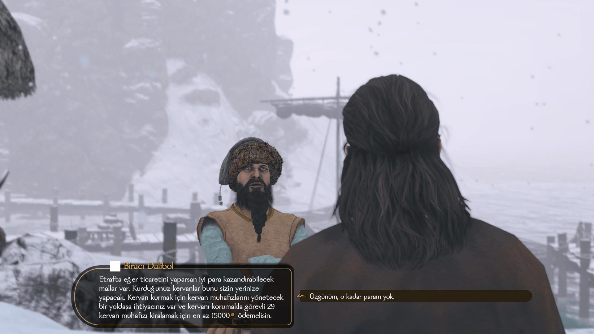 Bannerlord yoldaşlar ile kervan kurmak