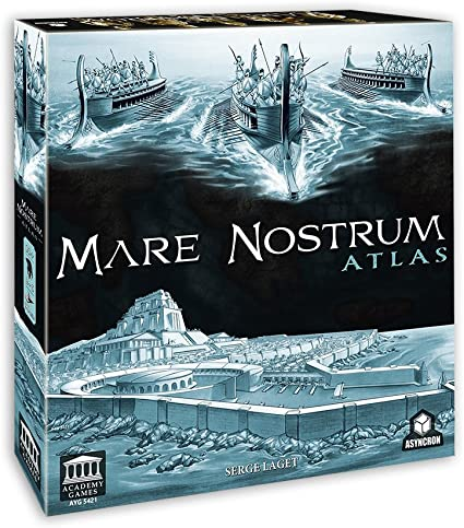 Mare Nostrum with Atlas Expansion (Scripted Setup)