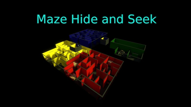 Steam Workshop Maze Hide And Seek