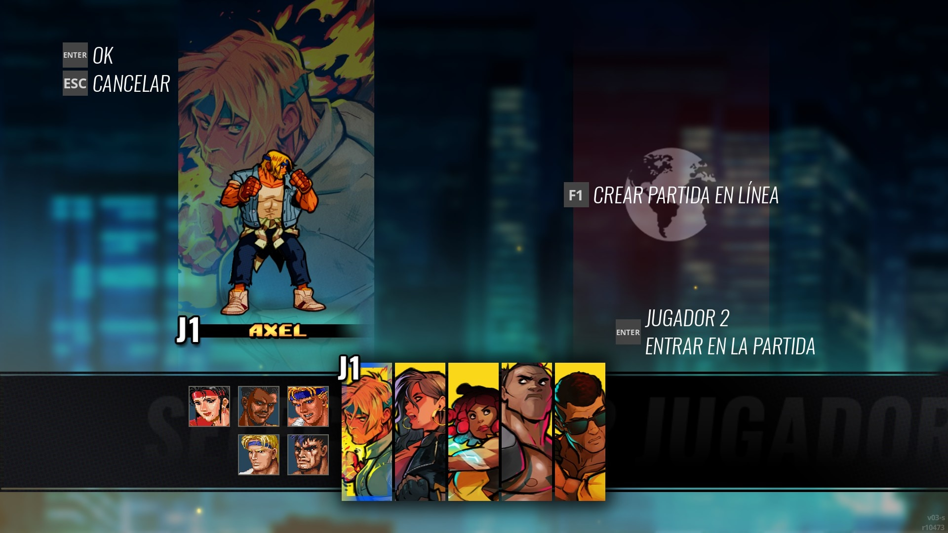 Streets of Rage 4 - 3