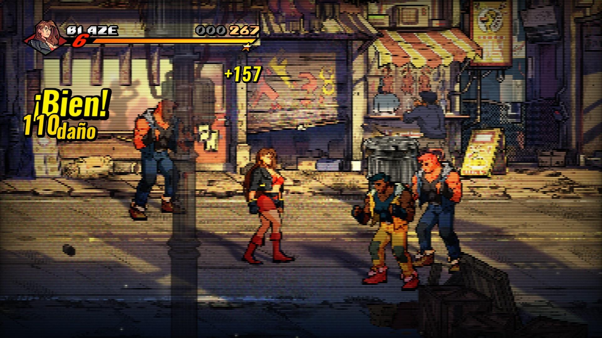 Street of Rage 4 - 4