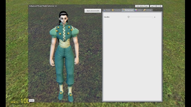 Steam Workshop Illumi Hunter X Hunter Wonder Adventure Pm