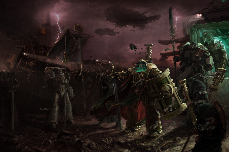 Steam Workshop :: Warhammer 40K Ordo Xeno RP Content