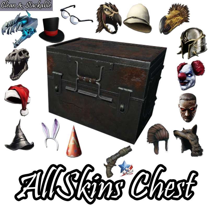 AllSkins - Chest