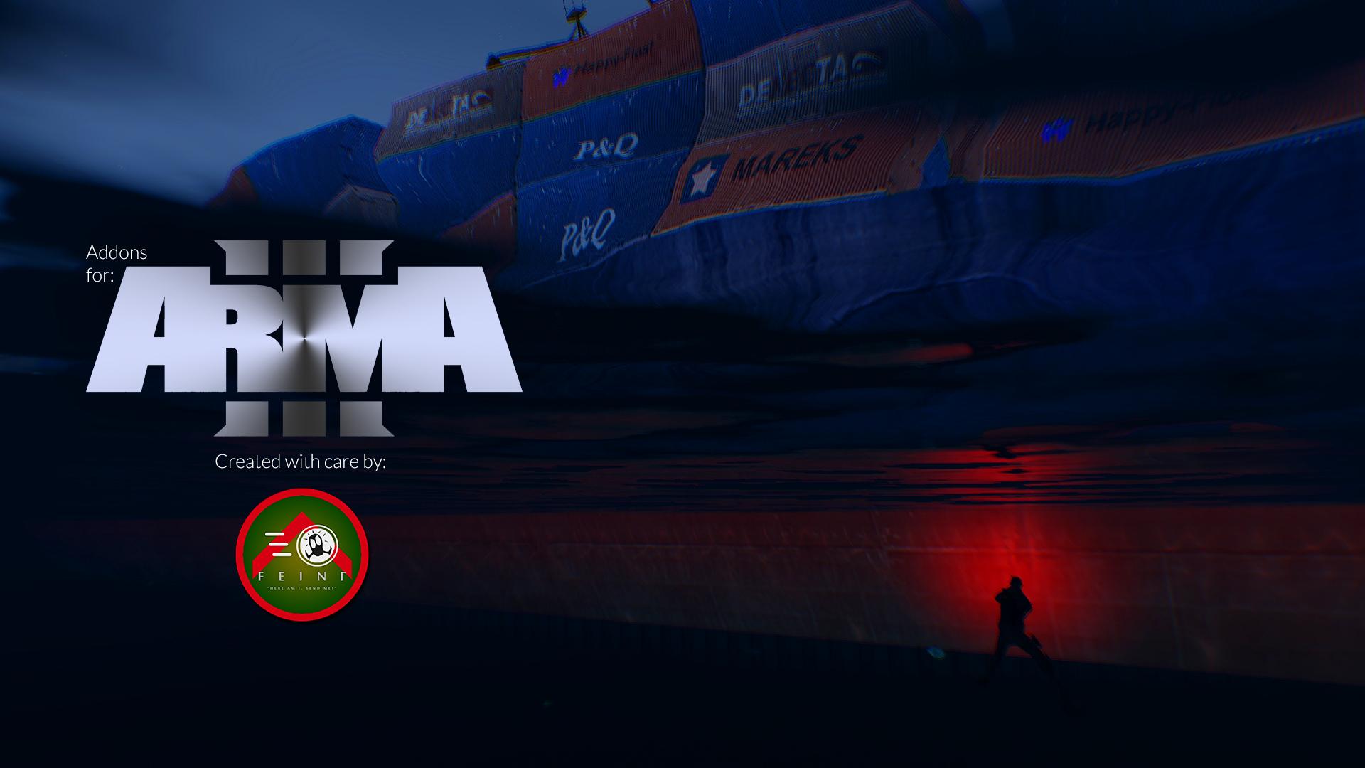 Steam Workshop :: FEINT'S ARMA 3 ADDONS & MODS