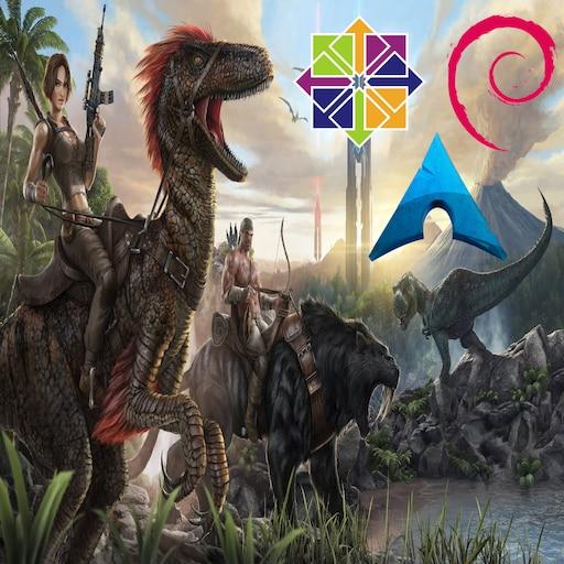 Ark dedicated server debian