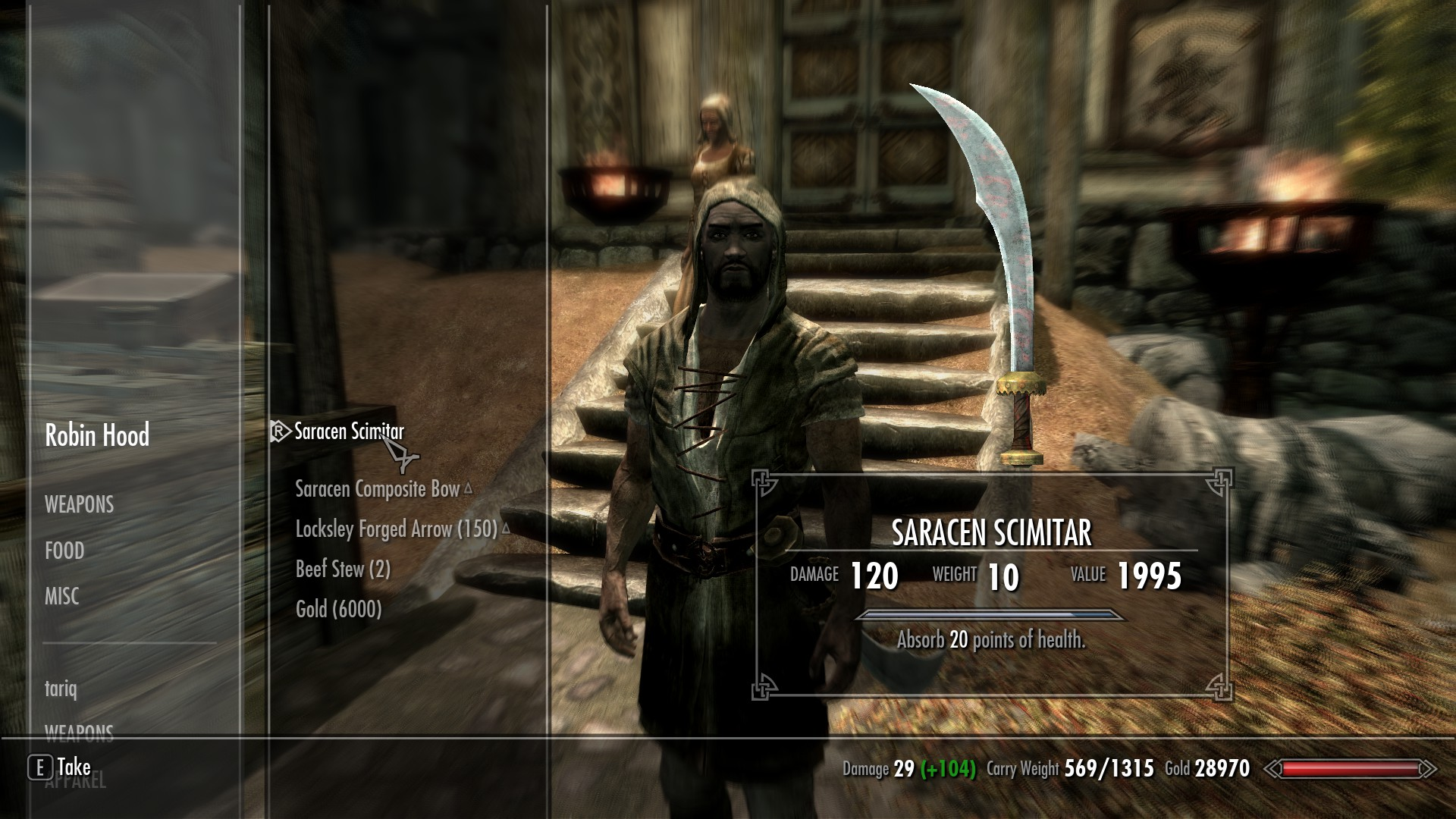 Steam Workshop :: The Robin Hood Follower Mod