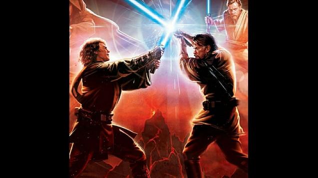 Steam Workshop Star Wars Episode Iii Revenge Of The Sith Game Menu