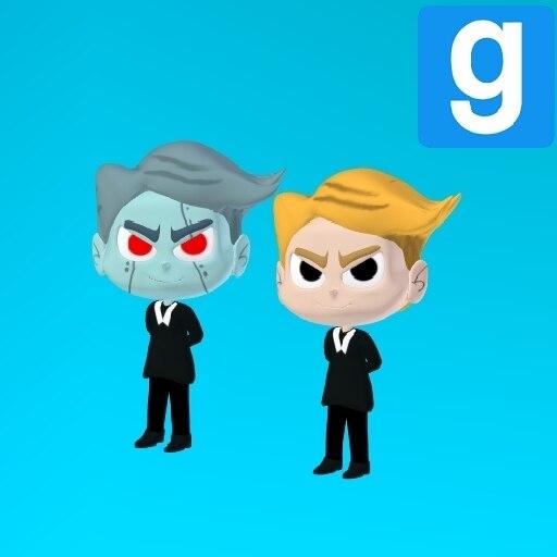 Bjorn And Bjornbot[RAGDOLL]