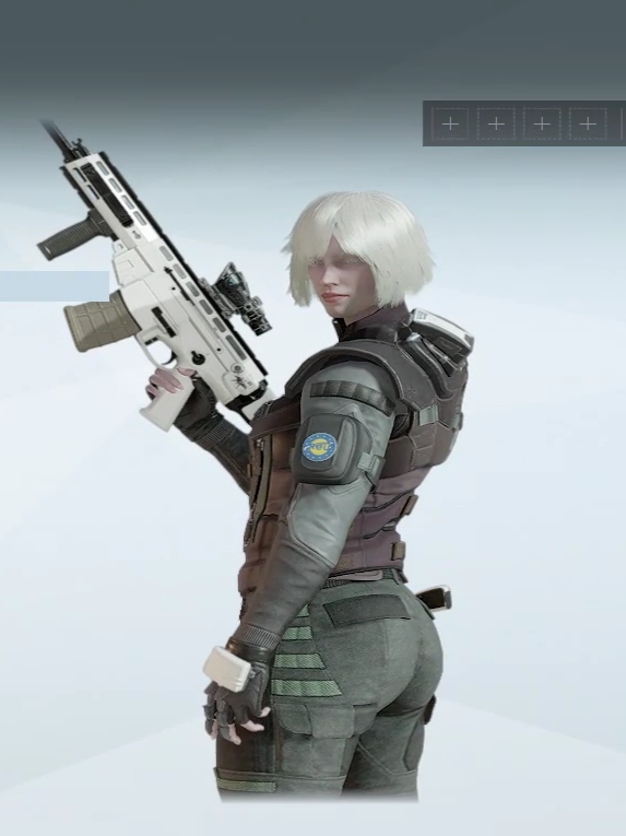 Six iq rainbow sexy siege IQ