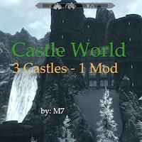Castle World - 3 Castles.画像