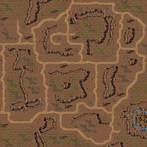 (MN) Blistering Sands 2