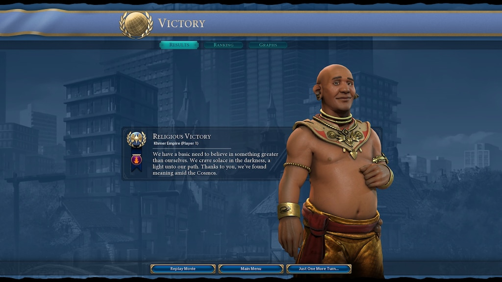 The next civilization game