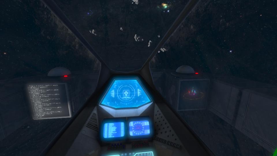 Realtime 3d radar display