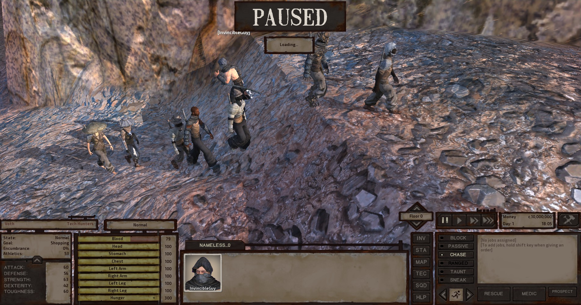 Steam Workshop :: Wandering Squads - Recruits