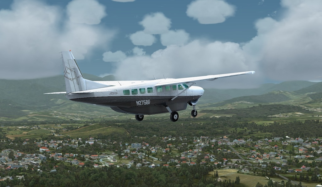 Steam Community :: Screenshot :: First time with Orbx FTX