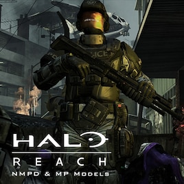 Steam Workshop :: Halo Reach - NMPD Player & Character Models