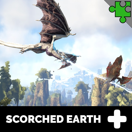 Steam Workshop Scorched Earth Plus Studio wildcard is launching ark: steam workshop scorched earth plus