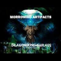 Morrowind Artifacts- Dragonbone Cuirass画像