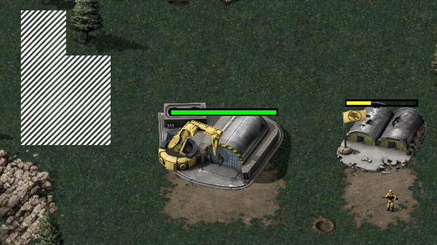 1-Tile Gap For Building Construction