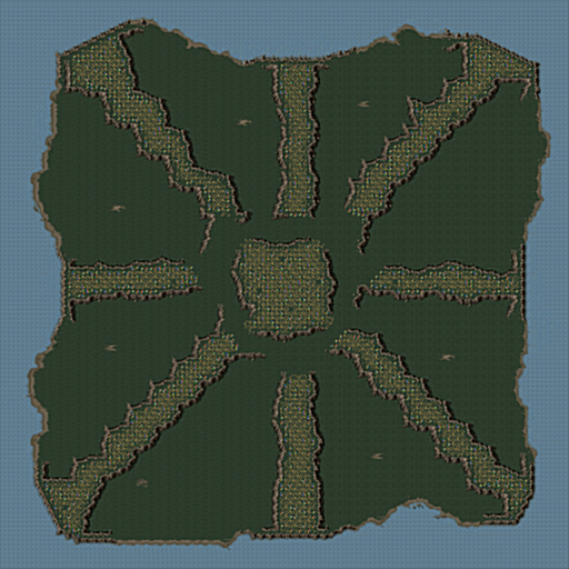 Super Ore Gardens 2 (Mega - 8 Players)