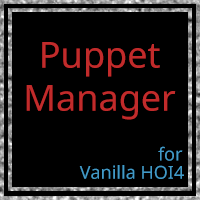 Steam Workshop :: Puppets Manager v1 0 (Vanilla HOI4)