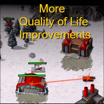 More QoL Improvements