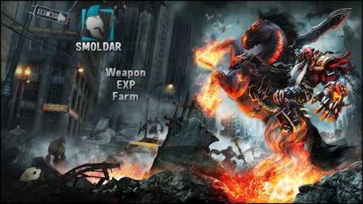 Steam Community :: Guide :: Weapon EXP Farm