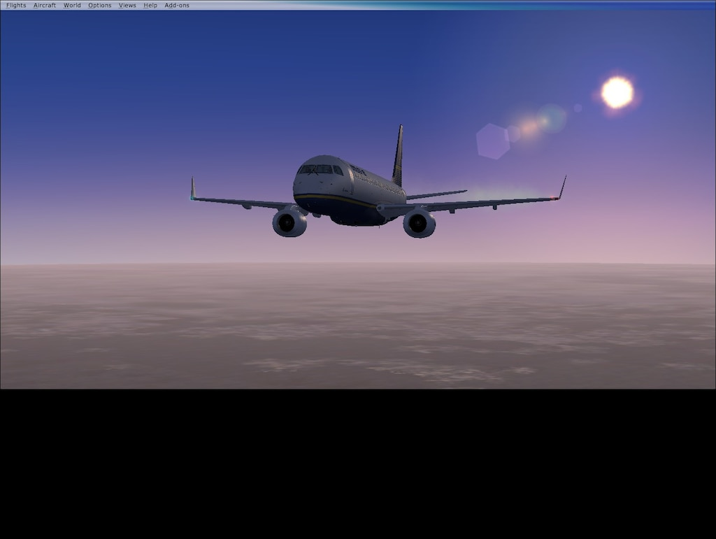 Steam Community :: Screenshot :: The old Embraer 195 doing a RELOC