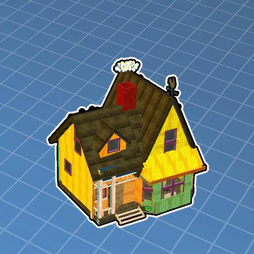 Steam Workshop Disney Up House