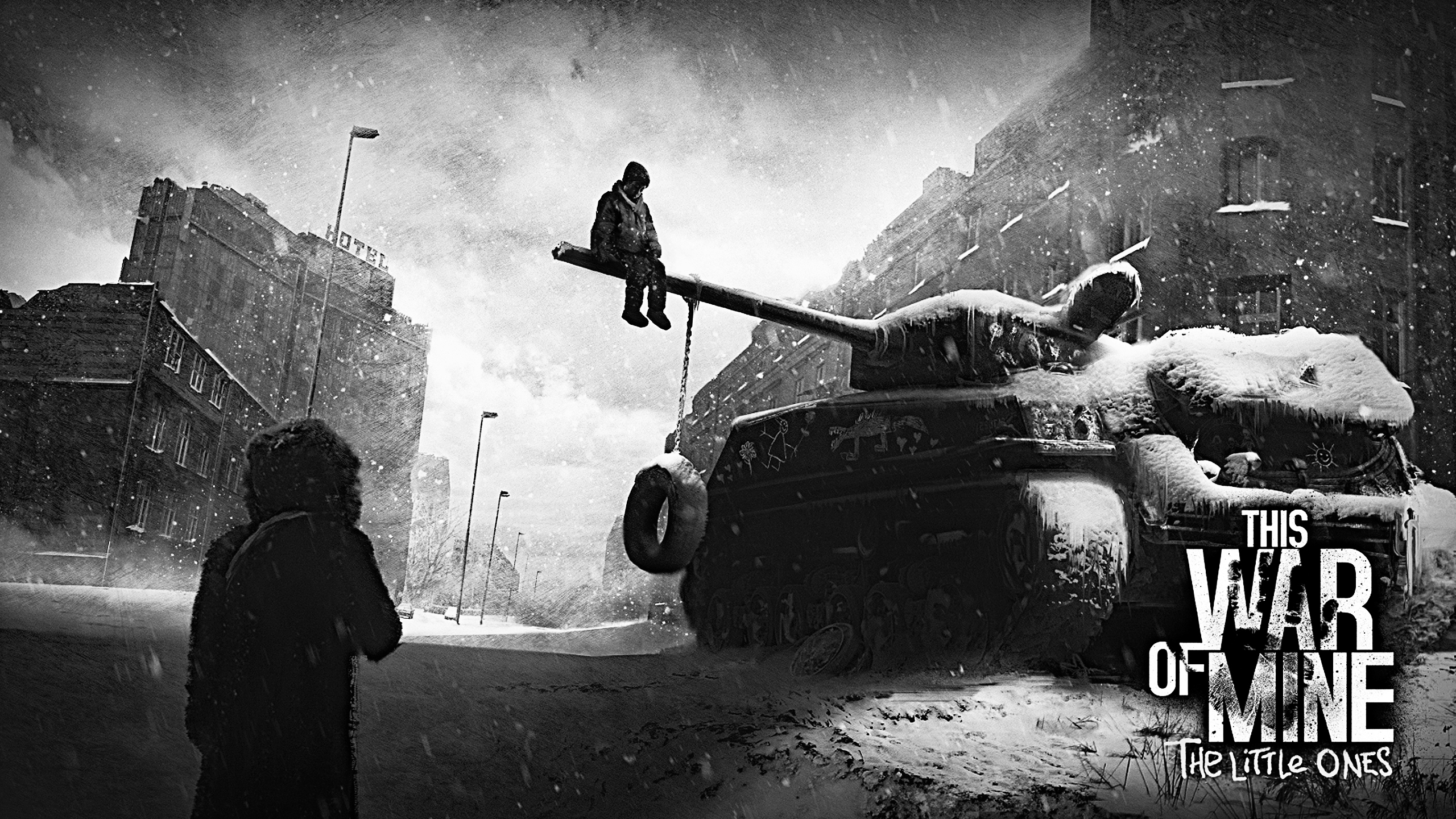 this war of mine how to make survivors less sad