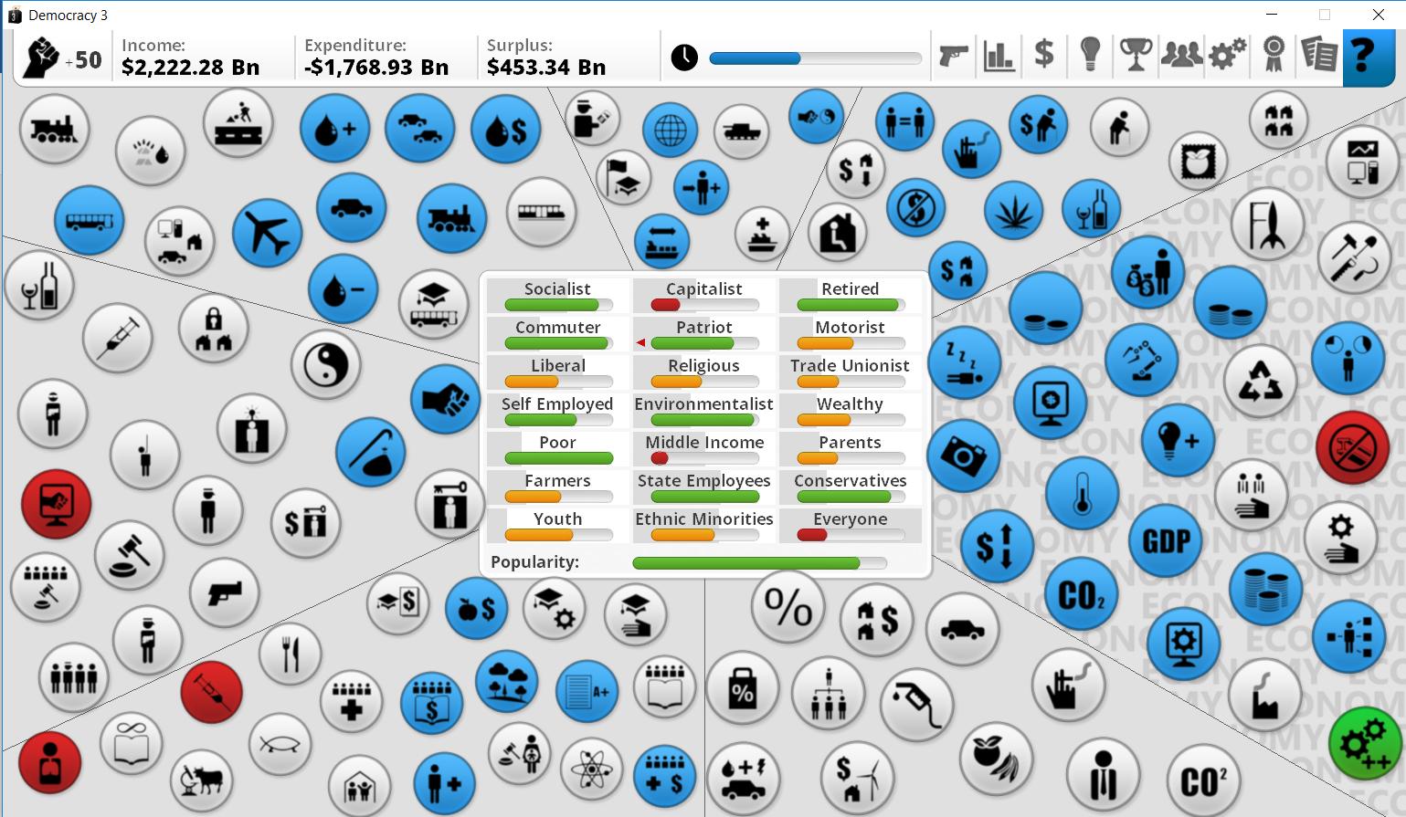 Steam Community :: Guide :: American Utopia in 25 turns
