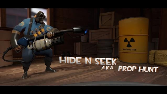 Steam Workshop :: PropHunt (Hide'n'Seek) - Original