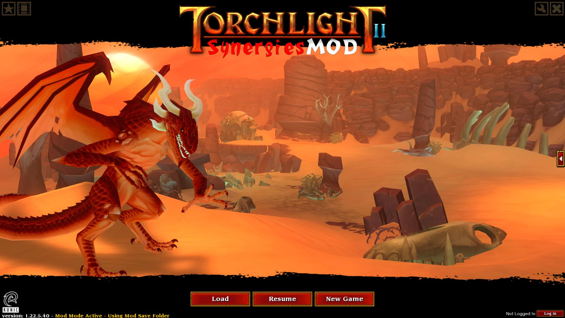 mod launcher torchlight 2 no steam