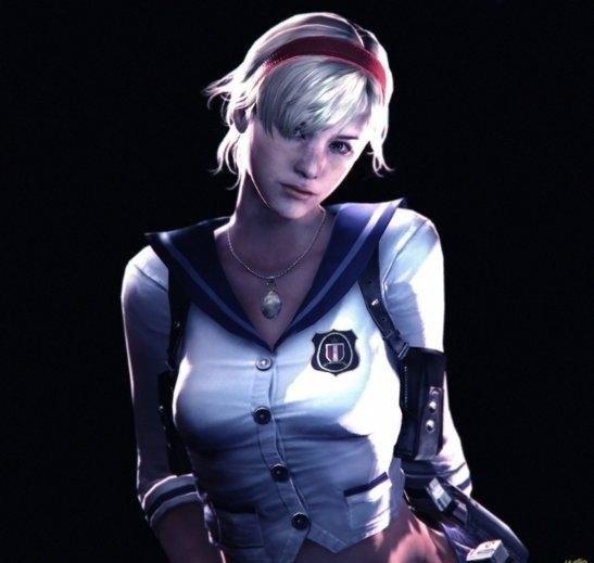 Steam Workshop Resident Evil 6 Characters Sherry Birkin Costume