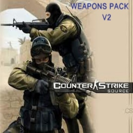 gmod counter strike source weapons