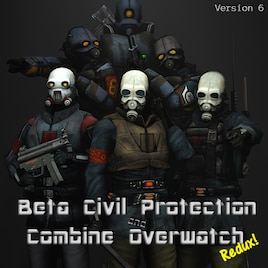 steam workshop beta styled civil protection and overwatch pack redux