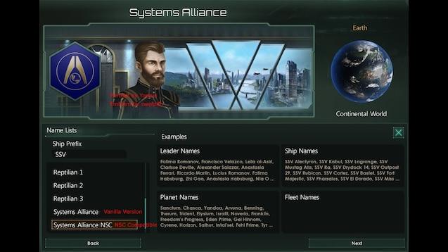 Steam Workshop Alliance Name List Nsc Version