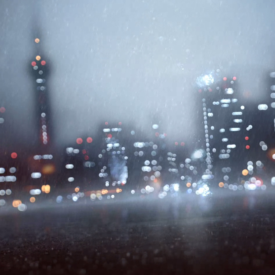 Wallpaper Engine - Battlefield4 Rain Background[1080p 30fps]