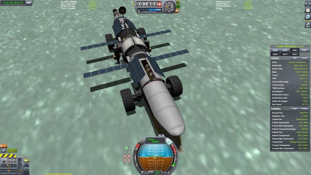Steam Community :: Screenshot :: Tweakscale abuse: Rover