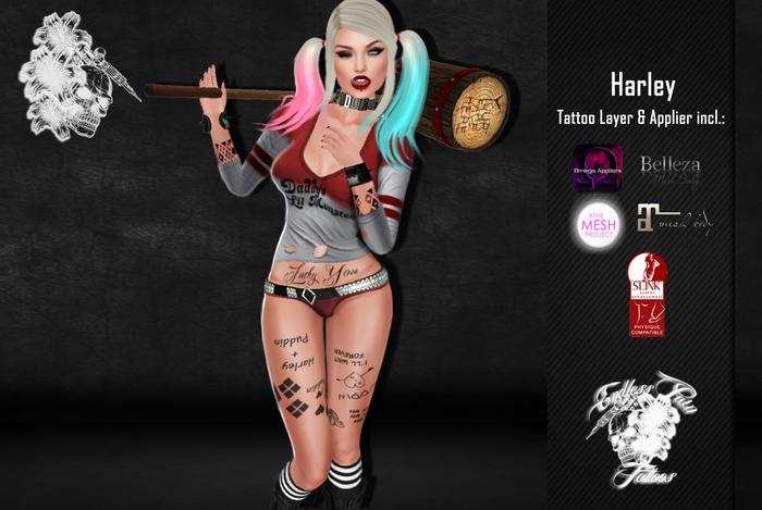 Steam Community Gids Harley Quinn For Sr4
