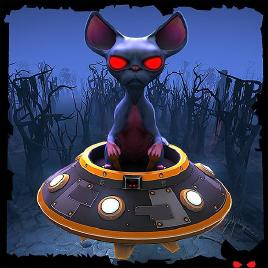 Steam Workshop :: Evil Alien Cat Courier