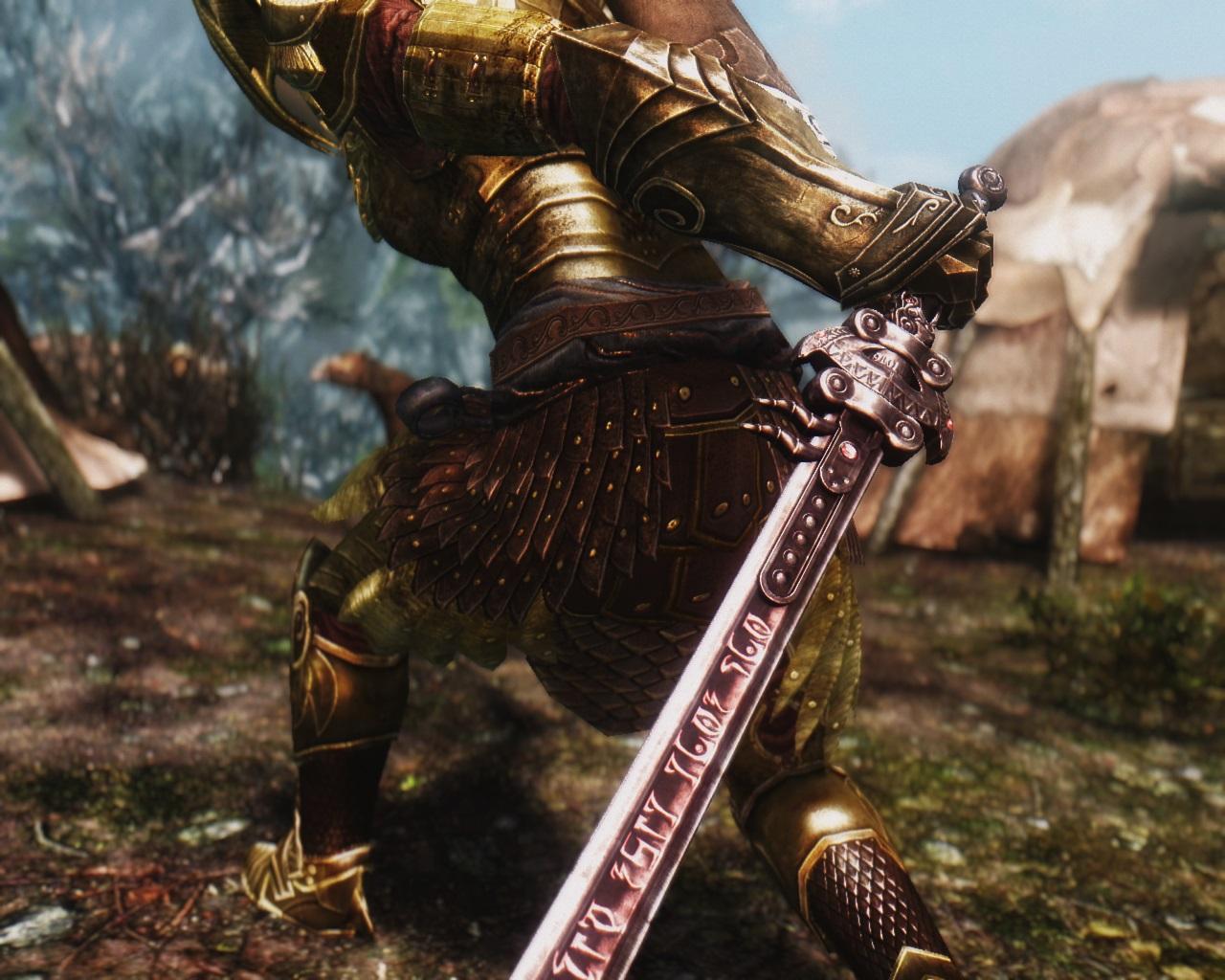 Steam Workshop :: Insanity's Daedric Sword
