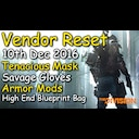 Steam Community :: Guide :: The Division Weekly Vendor Reset