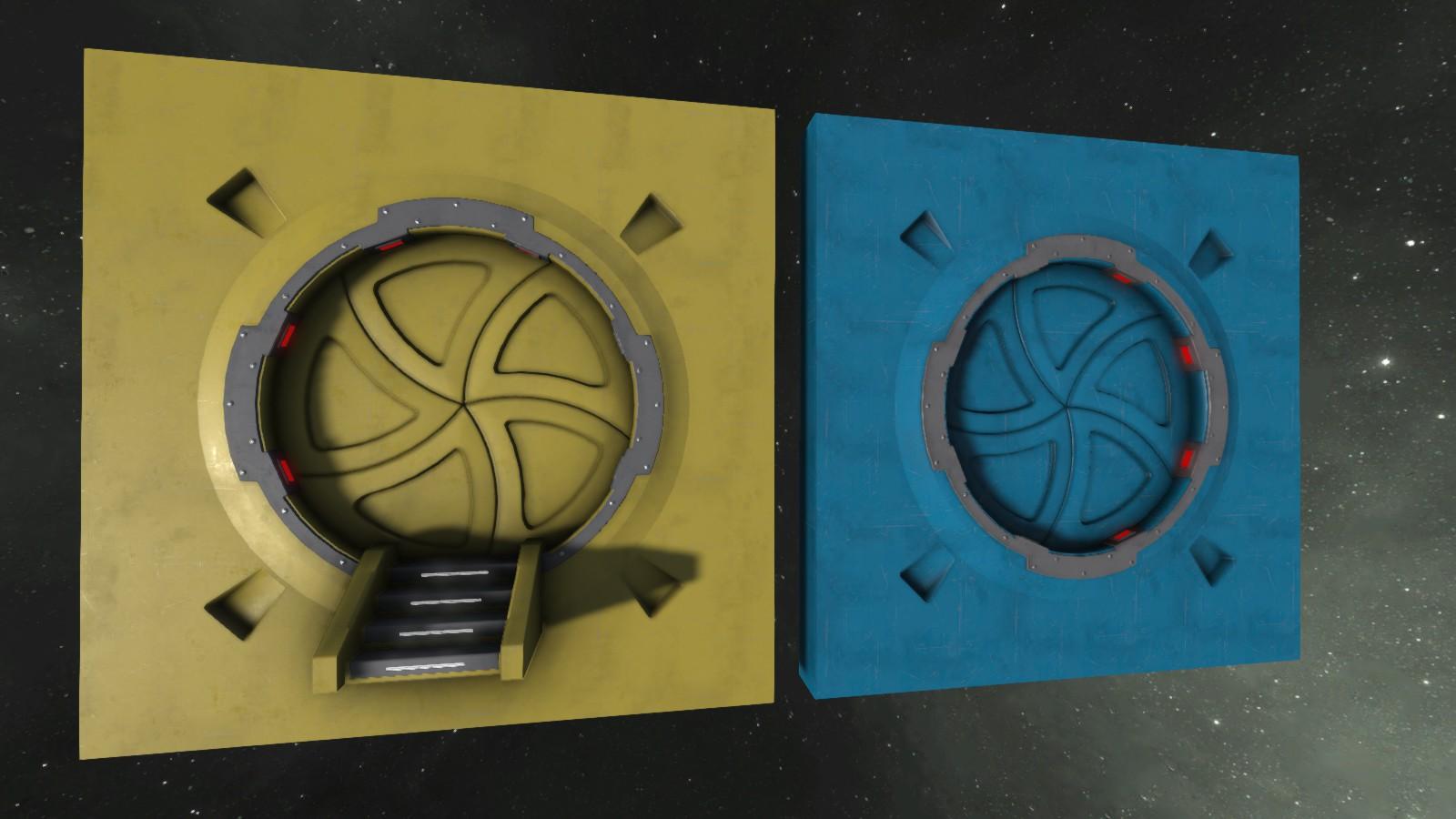 & Steam Workshop :: (DX11) Iris Door